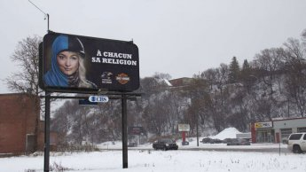 Signes religieux : une pub de Harley-Davidson crée la polémique au Québec