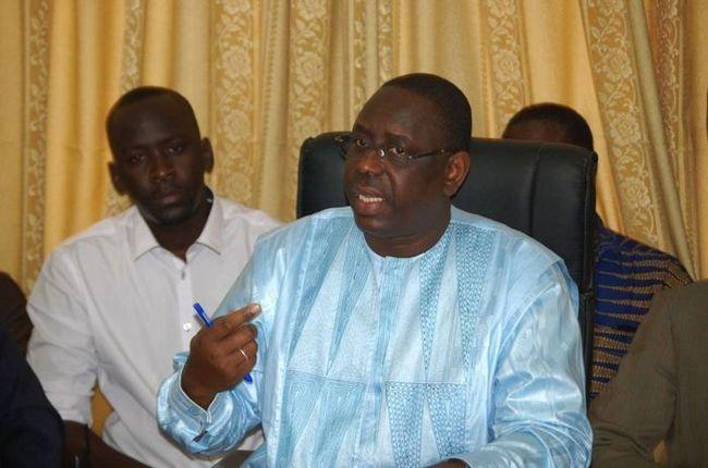 Macky Sall lance le « Plan Sénégal émergent »