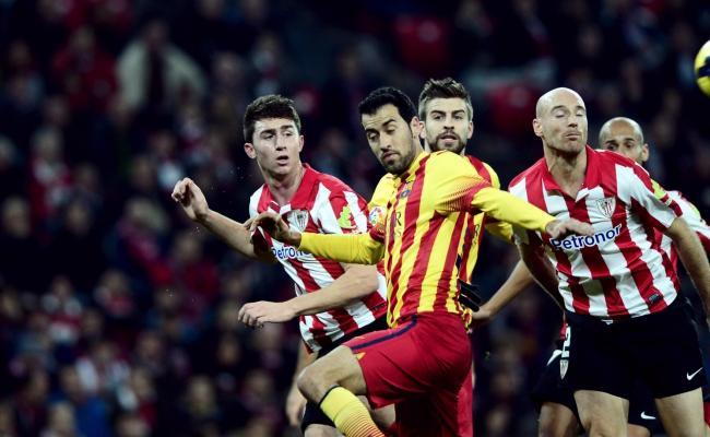 Le Barça encore K.O.