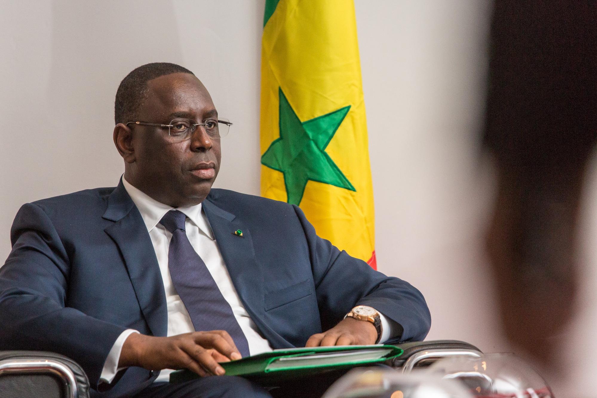 Sommet de l'Elysée : le président Sall à Paris pour la paix et la sécurité en Afrique