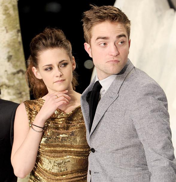 Kristen  Stewart et  Robert  Pattinson :  un weekend pour fêter leur réconcilation