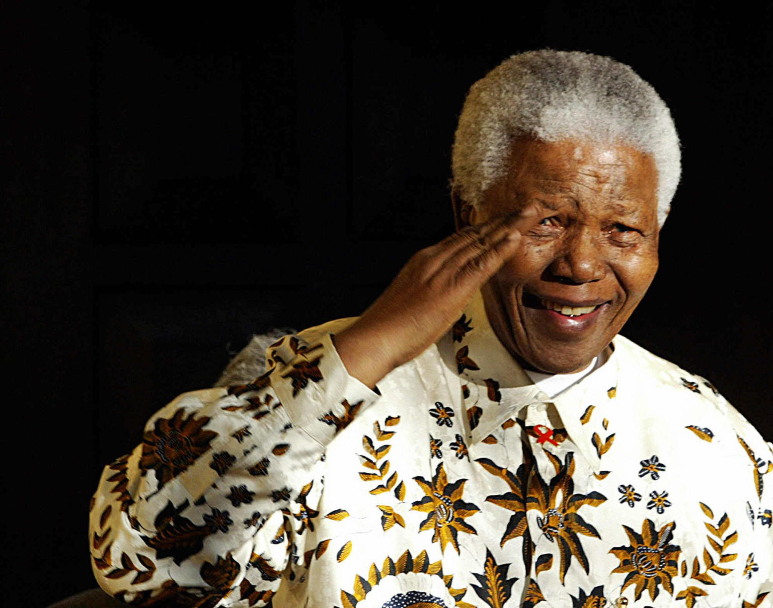 Merci Madiba !