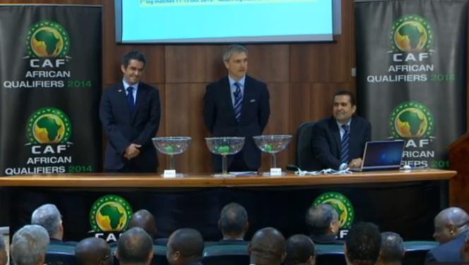 """Tirage: Le Brésil lance """"sa"""" Coupe du monde"""