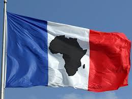 Afrique-France, Hollande en gendarme et VRP