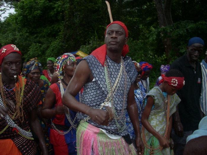 Benoît Sambou : « Mon seul parti, c'est la Casamance »