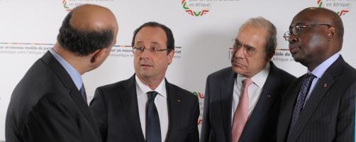 Sommet de l'Élysée : le président de la BAD plaide pour un financement innovant du développement