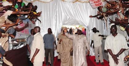 Meeting APR au palais des congrès à Paris: « Macky Sall bousille 80 millions de F CFA » selon le FUSD