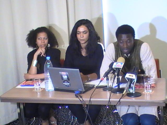 Première édition du Festival Jazz à Gorée