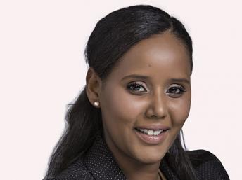 La députée israélienne Pnina Tamano-Shata. Wikicommons/Yesh Atid