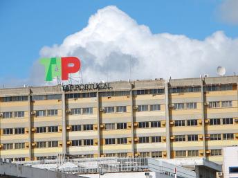 Le siège de la compagnie aérienne TAP. Photo: Ricardo Rodrigues , source: Wikipédia
