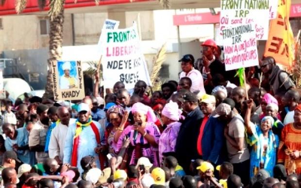 Arrestation d'Aïda Ndiongue et Abdoul Aziz Diop: les cadres libéraux, sur le pied de guerre, sonnent la mobilisation