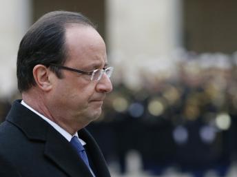 Le président français, François Hollande, prendra la parole ce vendredi 20 décembre, devant ses homologues européens. REUTERS/Patrick Kovarik