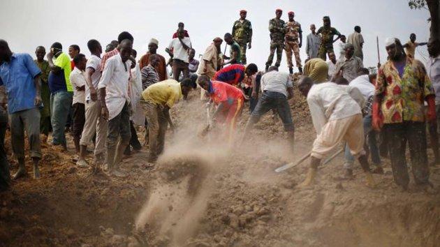 Francetv info - Plus de 1 000 morts en Centrafrique depuis début décembre, selon Amnesty