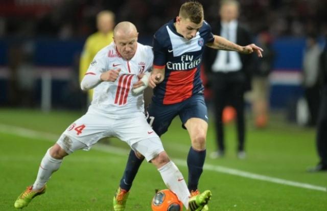 Lille a tenu tête au PSG