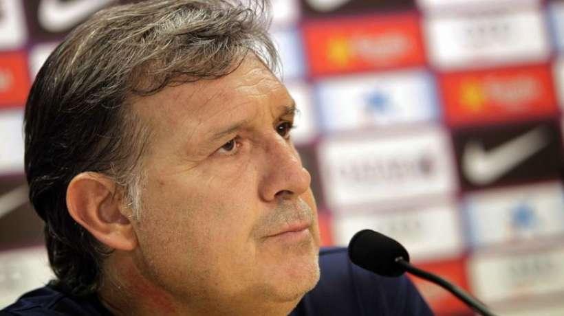 Barça : Tata Martino tape du poing sur la table face aux polémiques Messi !