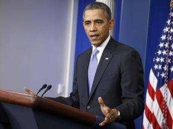 Le président Obama a signé la réintégration du Mali à l'AGOA ce lundi 23 décembre 2013. REUTERS