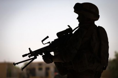 """Mort """"accidentelle"""" d'un soldat français en mission au Niger"""