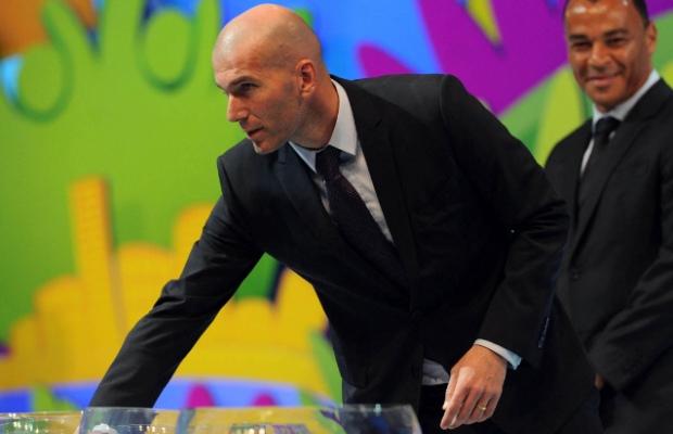 Ballon d'or: Zidane vote CR7