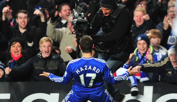 Hazard régale, Liverpool digère mal les fêtes !!!