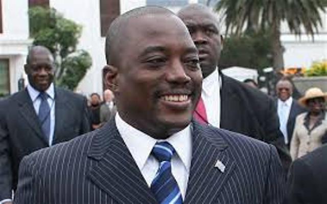 RDC: le président Kabila de retour à Kinshasa, en provenance de Lubumbashi