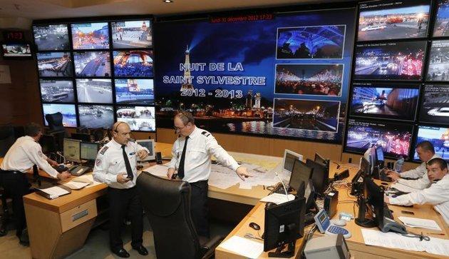 53.000 policiers et gendarmes mobilisés pour le nouvel an