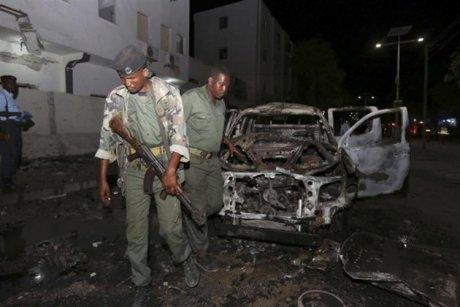 Somalie : un triple attentat à la bombe dans la capitale fait 11 morts