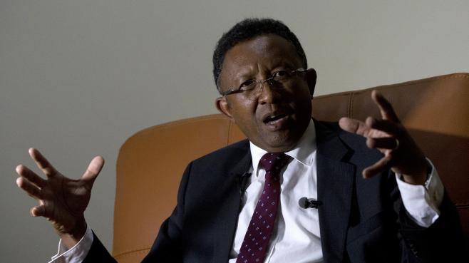 Madagascar : Hery Rajaonarimampianina remporte la présidentielle