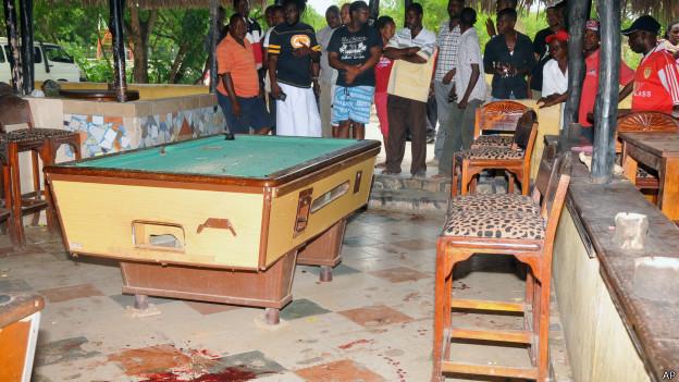 Kenya: attentat à la grenade
