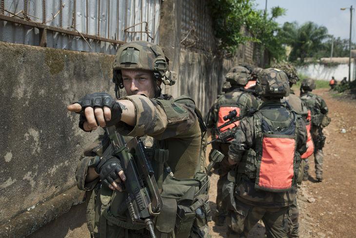 L'armée française dans la tourmente de Bangui