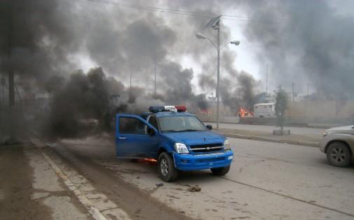 Irak : la ville de Fallouja entièrement passée sous le contrôle d'al-Qaïda