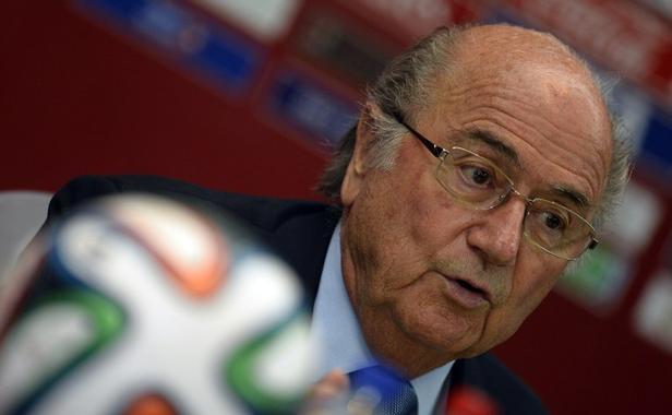 Mondial 2014: Pour Sepp Blatter, «le Brésil est le pays le plus en retard depuis que je suis à la FIFA»