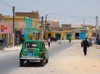 C'est à Nouadhibou qu'un jeune Mauritanien a été arrêté pour blasphème au début de l'année 2014. Getty Images/Flickr Vision