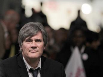 Stéphane Le Foll, ministre français de l'Agriculture. AFP/Joël Saget
