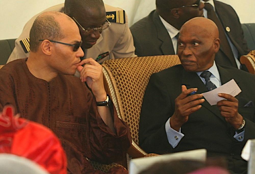 Me Wade annoncé à Dakar pour voler au secours de son fils Karim