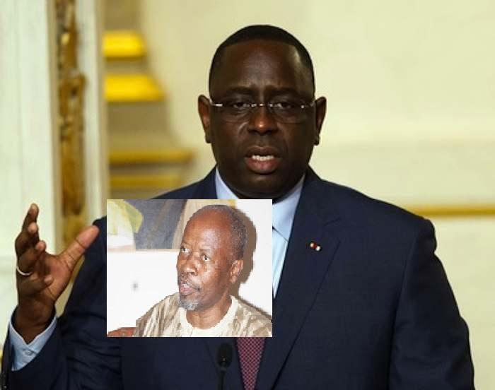 Jacques Habib Sy se décharge sur Macky Sall et l'accuse sur marché de gré à gré