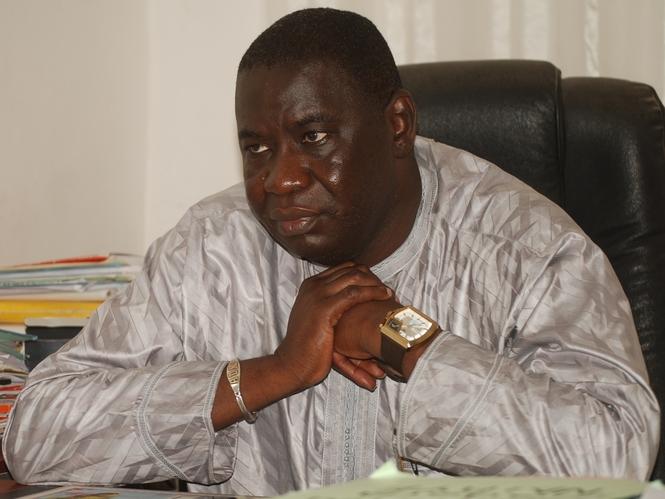 Suspension des salaires suite à l'audit fonction publique : Assane Dioma Ndiaye tance le pouvoir