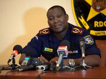 RDC: intronisation du nouveau chef de la police congolaise