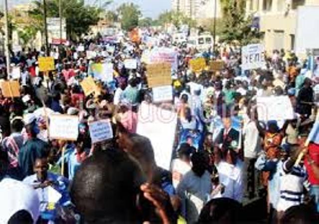 Les Jeunesses de la Mouvance Présidentielle se prononcent sur la situation du pays