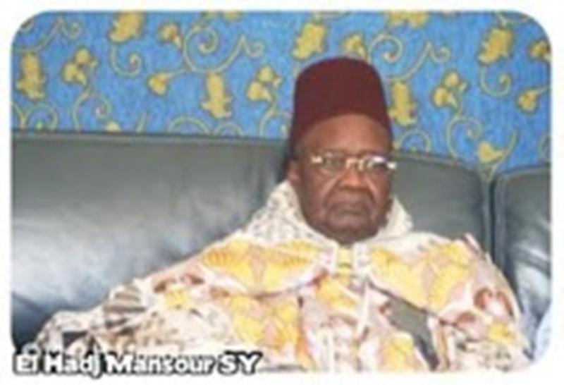 Gamou de Tivaouane:Une Grande affluence des fidèles dans le mausolée de Serigne Mansour