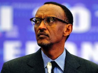 «Quiconque trahit notre cause [...] deviendra une victime», a prévenu Paul Kagame. Reuters