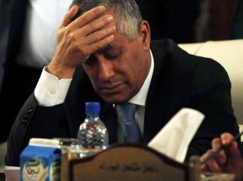 Le Premier ministre libyen, Ali Zeidan, a lui-même été enlevé pendant quelques heures en octobre dernier. REUTERS/Ismail Zitoun