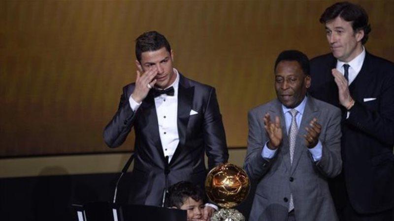 Ballon d'Or - Ronaldo retrouve sa couronne