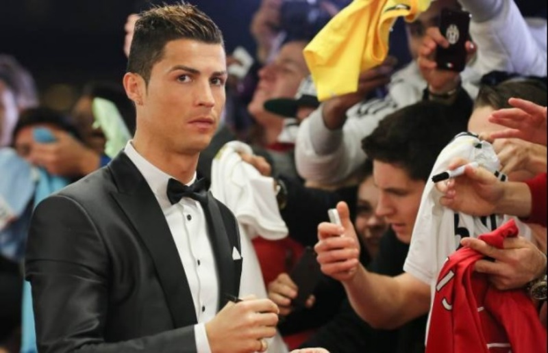 Le Real vole le Ballon d'or à Ronaldo !