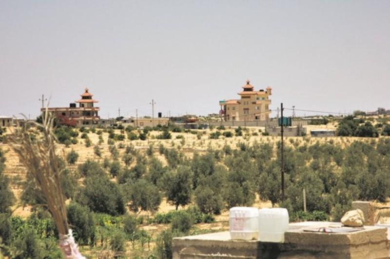La frontière israélo-égyptienne est, depuis 2009, le théâtre d'un gigantesque trafic d'êtres humains