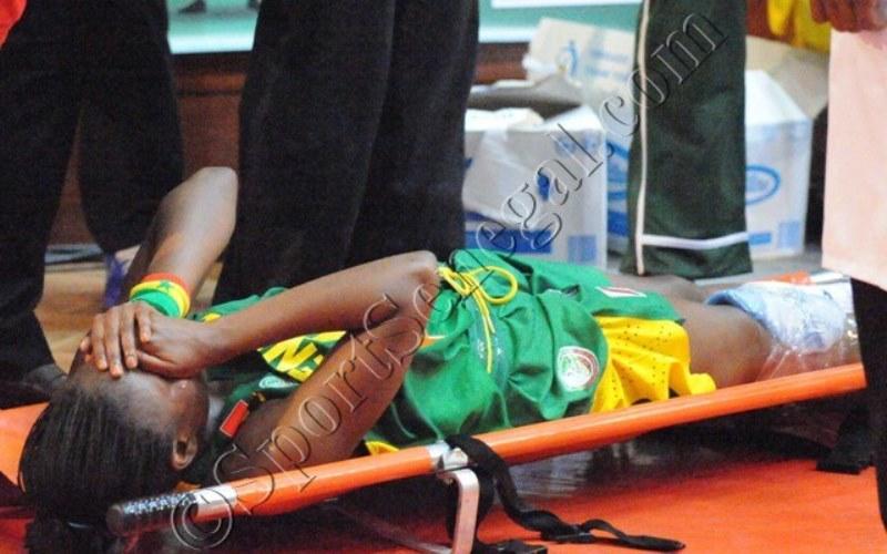Basket : Mame Diodio reçoit 3.280.000 F CFA pour ses frais de rééducation