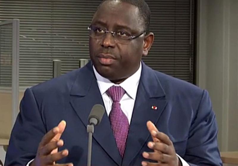 Recouvrement des deniers publics: Macky Sall pour la médiation pénale