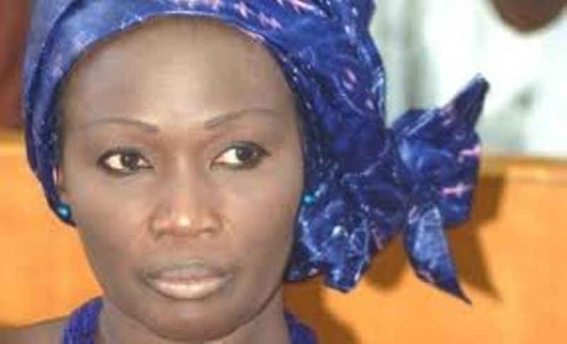 Ngoné Ndoye en colère contre Wade: Youssou Ndour et Macky Sall œuvrent pour l'enrôler