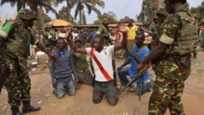 L'ONU craint un génocide en Centrafrique