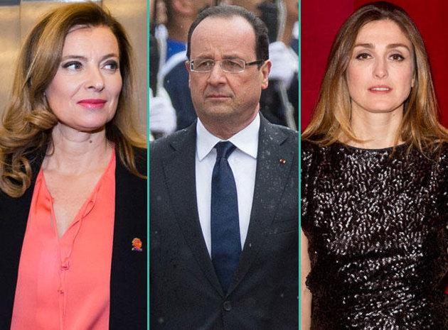 Enquête exclusive: François Hollande et Julie Gayet, ils s'aiment depuis 2 ans !