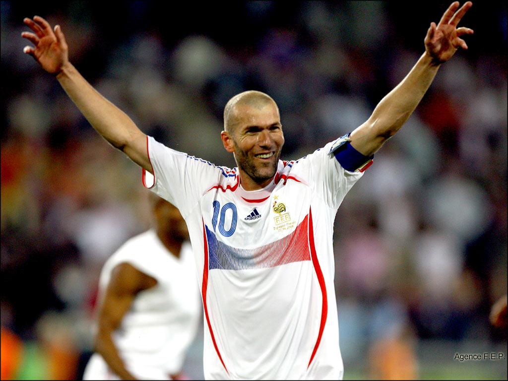 Zidane obtient son diplôme de manager sportif